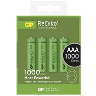 GP ReCyko 1000 (AAA) 4ks - Rechargeable Battery
