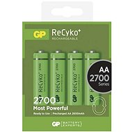 GP ReCyko HR6 (AA) 2700mAh 4pcs - Rechargeable battery