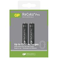 GP ReCyko For HR03 (AAA) 800mAh 2pcs - Rechargeable battery