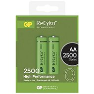 GP HR6 (AA) 2-pack - Rechargeable battery