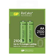 GP Recyko HR6 (AA) 2100mAh 2-pack - Rechargeable battery