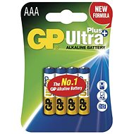 Disposable batteries GP Ultra Plus Alkaline LR6 (AA) 4 pcs - Jednorázová baterie