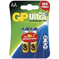 GP Ultra Plus LR6 (AA) 2pcs in blister pack