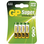 GP Super LR03 (AAA) 4pcs in a blister - Battery
