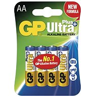 GP Ultra Plus LR6 (AA) 4pcs in a blister - Disposable batteries