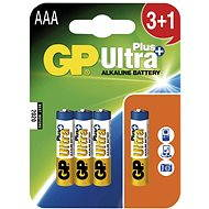 GP Ultra Plus LR03 (AAA) 3 + 1pc in blister - Battery