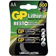 GP FR6 (AA) lithiová 2ks v blistru - Disposable batteries
