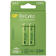 GP ReCyko 1300 AA (HR6), 2 pcs - Rechargeable Battery