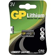 GP CR2 lithium, 1pc in Blister Pack - Disposable batteries