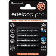Panasonic Eneloop Pro AAA NiMh 900mAh 4pcs - Rechargeable battery
