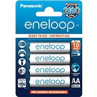 Panasonic eneloop AA 1900mAh 4pcs - Rechargeable Battery
