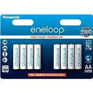 Panasonic eneloop AA 1900mAh 8pc - Rechargeable Battery