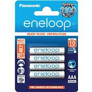 Panasonic eneloop AAA 750mAh 4pcs - Rechargeable Battery