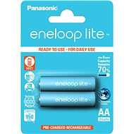 Panasonic eneloop lite AA 950mAh 2pcs - Rechargeable Battery