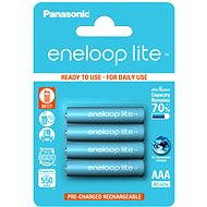 Panasonic eneloop lite AAA 550mAh 4pcs - Rechargeable Battery