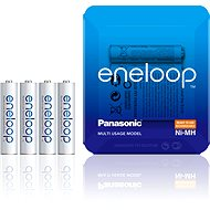 Panasonic Eneloop HR03 AAA 4MCCE/4LE Sliding Pack - Rechargeable Battery