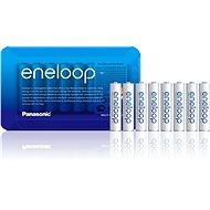 Panasonic Eneloop HR03 AAA 4MCCE/8L Sliding Pack - Rechargeable battery