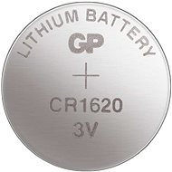 GP Lithium Button Cell Battery GP CR1620 - Button Cell