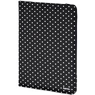Hama Polka Dot Black with White Dots - Tablet Case