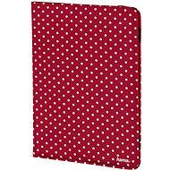 Hama Polka Dot Red with White Dots - Tablet Case