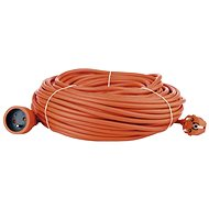 Emos power extension cord 40m, orange - Extension Cable