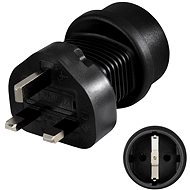 Hama - for UK - Travel Power Adapter