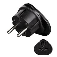 Hama - universal adapter for the Czech Republic - Travel Power Adapter
