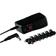 Hama universal with switchable output voltage, switched, 2500mA, stabilised