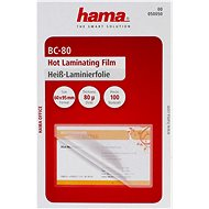 Laminating Foil Hama Hot Lamination Film 50050 - Laminovací fólie