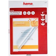 Hama Hot Laminating film 50055 - Laminating Foil