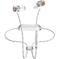 House of Marley Uplift 2 Wireless - silver - Headphones with Mic