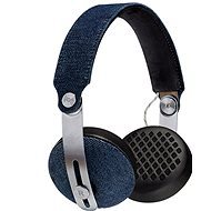 House of Marley Rise BT - denim - Bluetooth Headphones