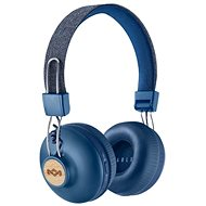 House of Marley Positive Vibration 2 wireless - denim - Wireless Headphones