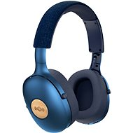 House of Marley Positive Vibration XL, Denim - Wireless Headphones