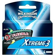 WILKINSON Xtreme3 ??System (4 pieces) - Men's shaver replacement heads
