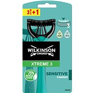 WILKINSON Sensitive Xtreme3 (3+1pc) - Shaver