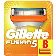 GILLETTE Fusion 8 pieces of spare heads - Men's shaver replacement heads