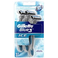 GILLETTE Blue3 Ice 3 pcs - Razors