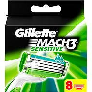 GILLETTE Mach3 Sensitive 8pcs - Men's shaver replacement heads