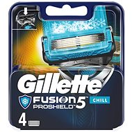 GILLETTE Fusion ProShield Chill 4 pcs - Men's shaver replacement heads