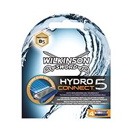 WILKINSON HYDRO Connect 5 spare heads (4pcs) - Men's shaver replacement heads