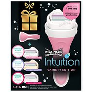 WILKINSON Intuition shaver + 3 different types of replacement heads - Women's Razor