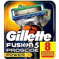 GILLETTE Fusion ProGlide Power 8 pcs - Men's shaver replacement heads