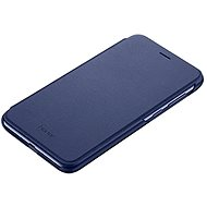 Honor 9 Lite PU Flip cover Blue - Mobile Phone Case