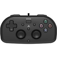 HORI Wired Mini Gamepad black - PS4 - Controller