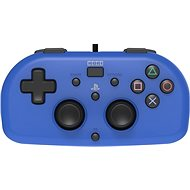 HORI Wired Mini Gamepad blue - PS4 - Controller