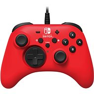 HORIPAD Wired Controller Red - Nintendo Switch - Gamepad