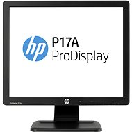 "17"" HP ProDisplay P17A - LED Monitor"