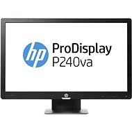 "23.8"" HP ProDisplay P240va - LCD monitor"