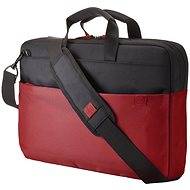"HP Duotone BriefCase Red 15.6"" - Laptop Bag"